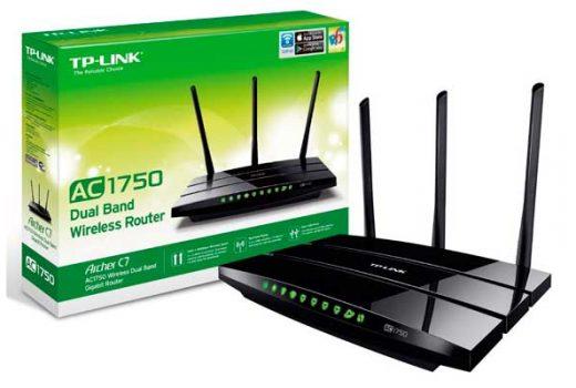 router tp-link archer c7 barato