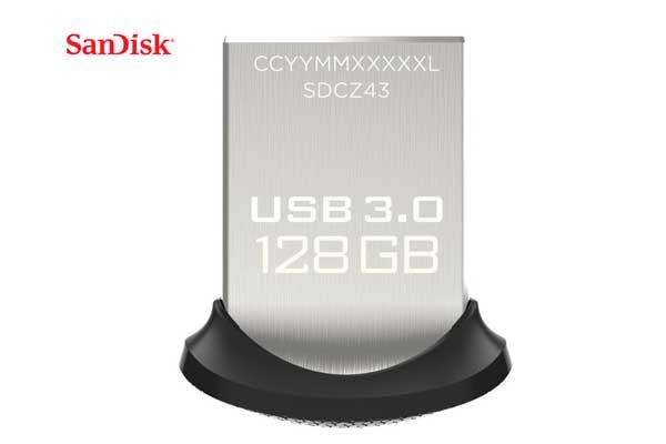 Chollo! Memoria SanDisk Ultra Fit 128GB barata