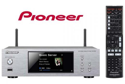reproductor musica pioneer n-p01-s barato rebajas musica