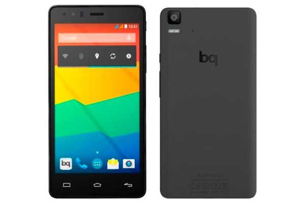 smartphone bq aquaris e5 barato descuento rebajas movil