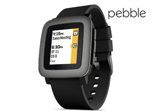 smartwatch pebble time barato descuento rebajas