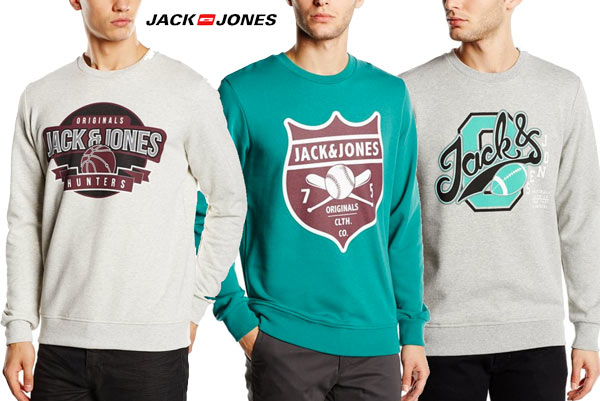 sudadera jack jones jorhouse