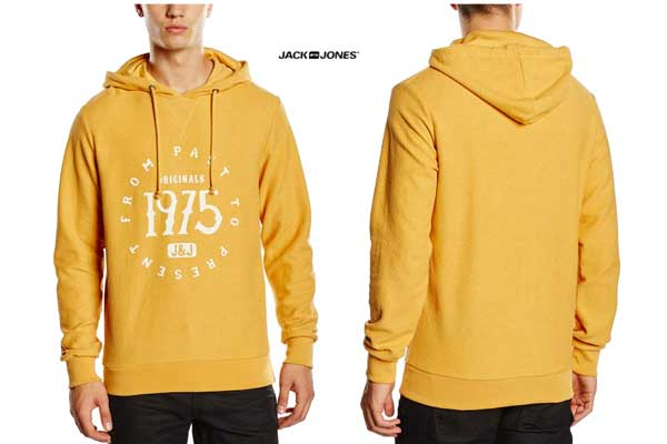 sudadera jack jones jormajor