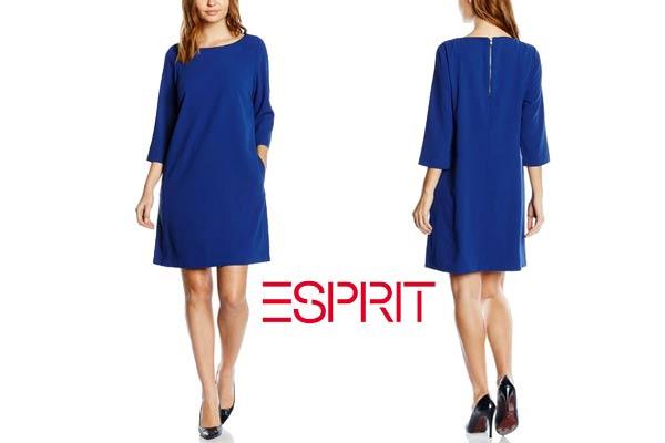 vestido esprit azul