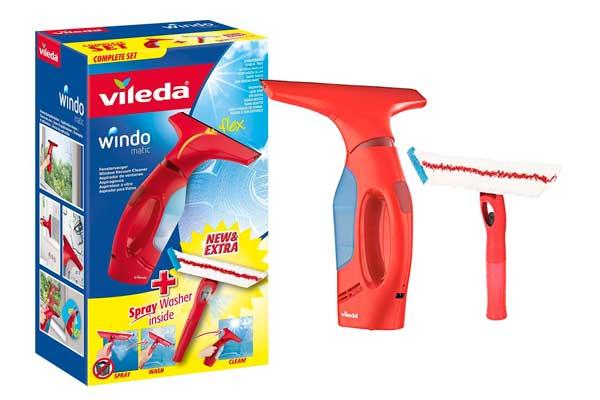 vileda windomatic set con spray barato descuento oferta del dia