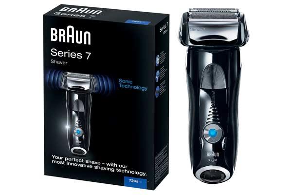 afeitadora electrica braun 720-6 barata descuento ofertas