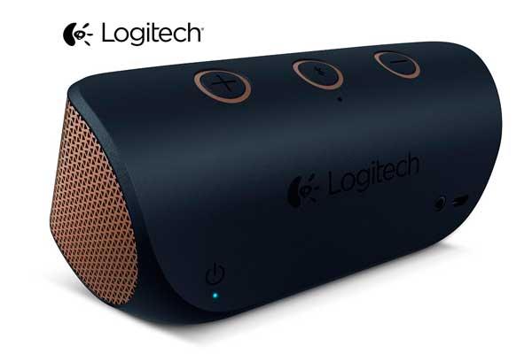 altavoz bluetooth portatil logitech x300 barato descuento chollo oferta