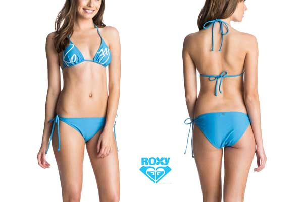 bikini roxy