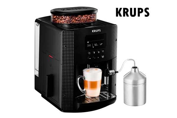 cafetera automatica krups ea8160 barata descuento rebajas