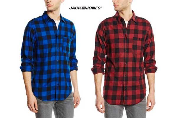 camisa jack jones jjorhayden barata descuento rebajas moda bestseller moda