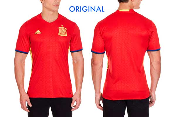 139a65d9c5acd camiseta españa 2016 eurocopa barata seleccion descuento rebajas ofertas  chollos amazon