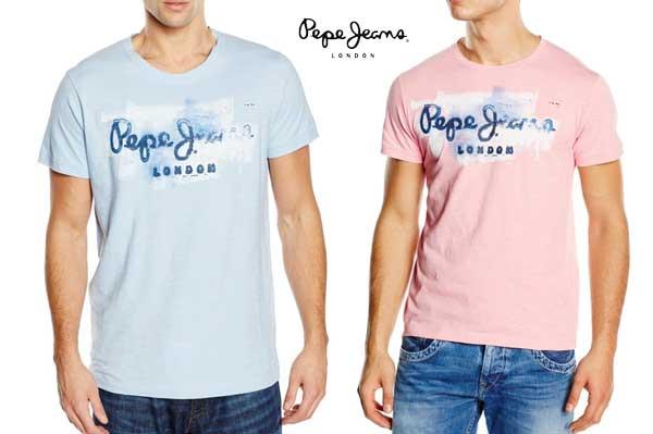 camiseta pepe jeans golders