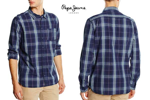 camisa pepe jeans horn