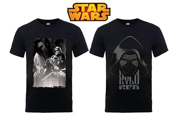 camisetas star wars baratas rebajas ofertas chollos