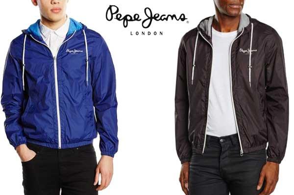 chaqueta pepe jeans carter