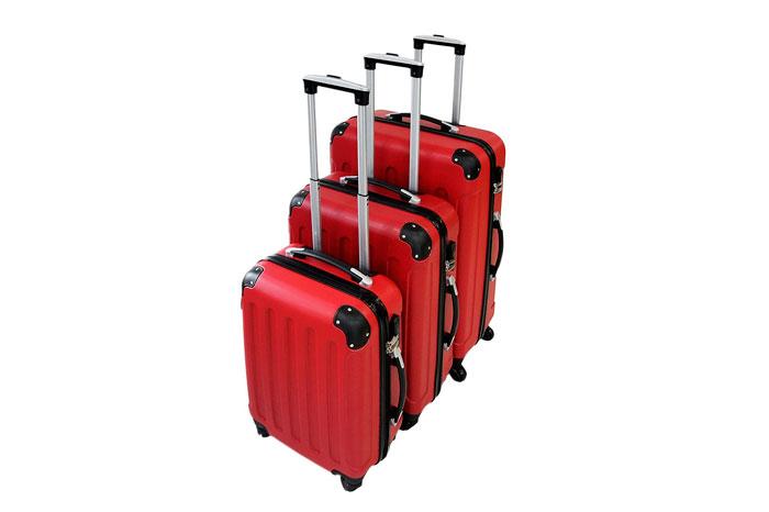 juego 3 maletas todeco baratas descuento ofertas chollos amazon