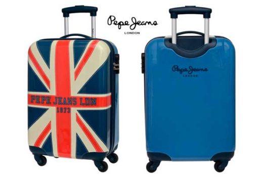 chollo maleta pepe jeans union summer barata descuento ofertas