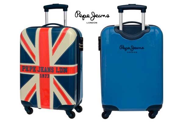 chollo maleta pepe jeans union jack barata descuento ofertas