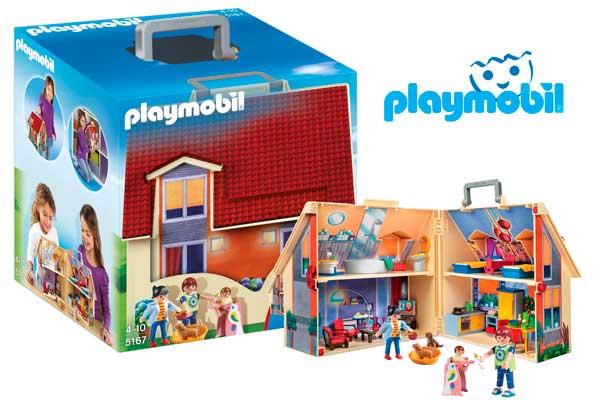 Chollo casa de mu ecas playmobil barata 29 9 for Casa moderna de lujo playmobil