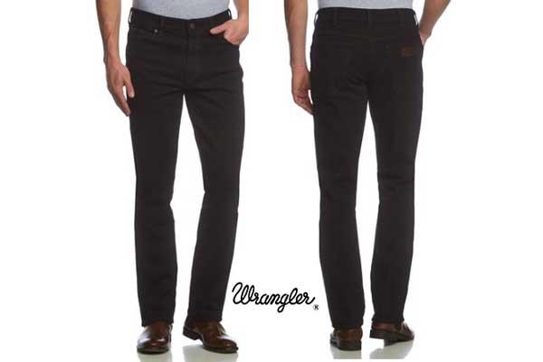pantalon wrangler texas barato con elastano descuento rebajas moda