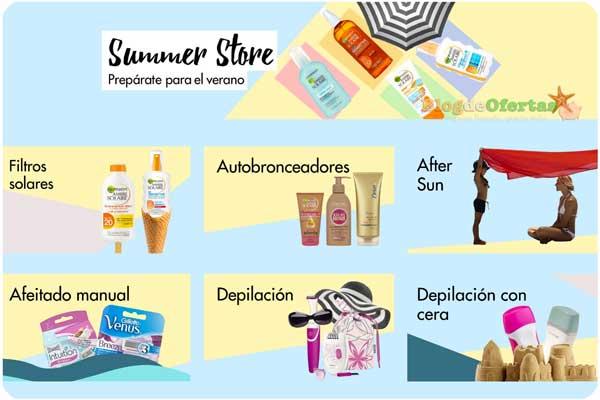 prepara verano