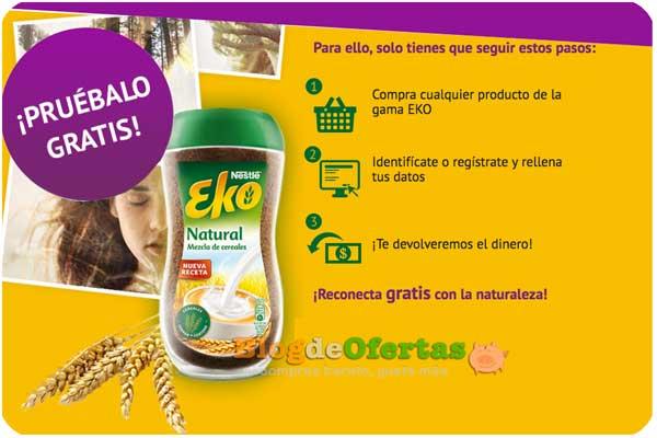prueba gratis nestle eko cereales baratos descuento