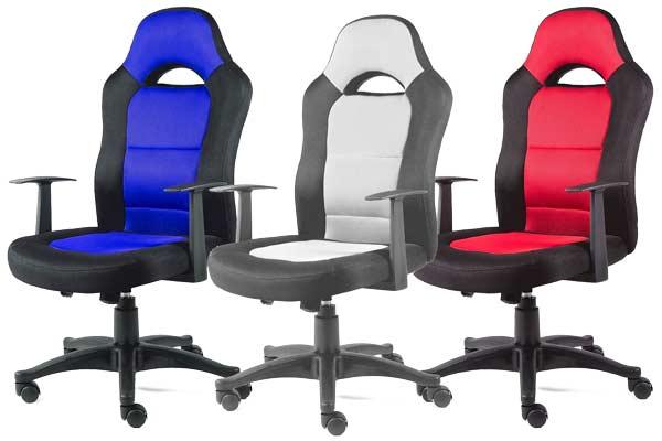 silla de oficina giratoria