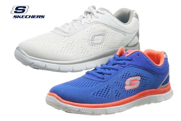 Zapatillas Skechers Flex Appeal baratas oferta descuento chollo blog de ofertas