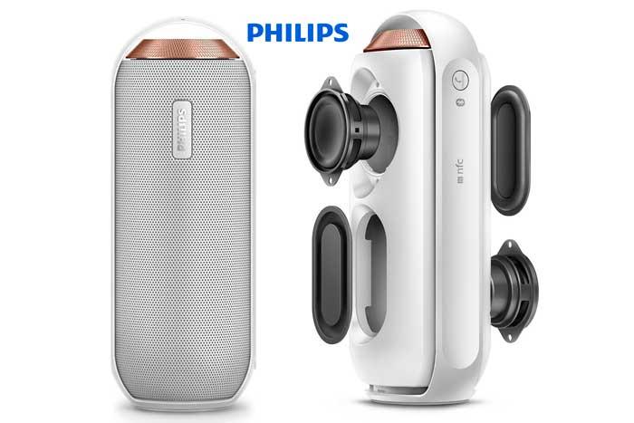 altavoz bluetooth philips bt6000w barato descuento rebajas blog de ofertas