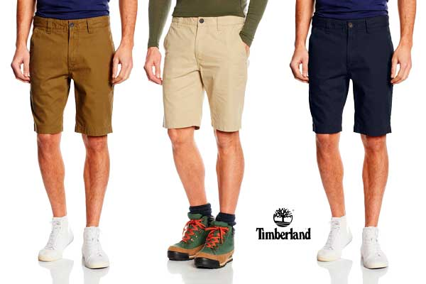 bermudas Timberland Squam Lake