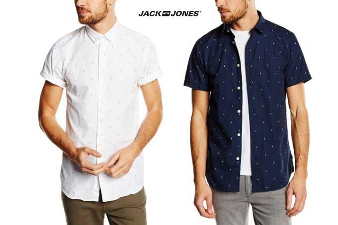 camisa jack jones jjcodean barata descuento rebajas blog de ofertas chollos gangas moda