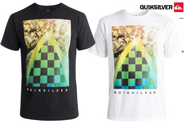 camiseta quiksilver classic