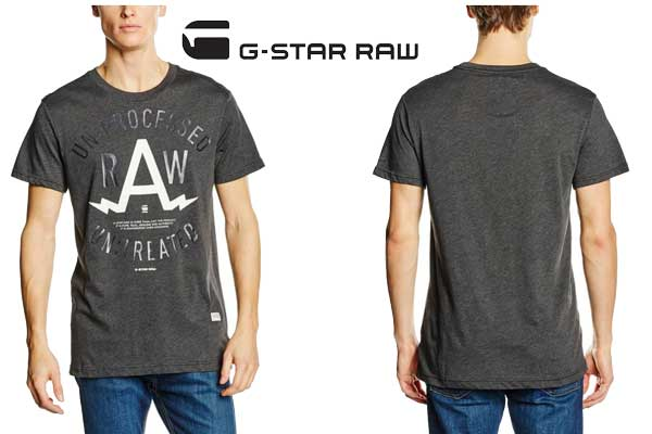 camiseta g star raw gelph