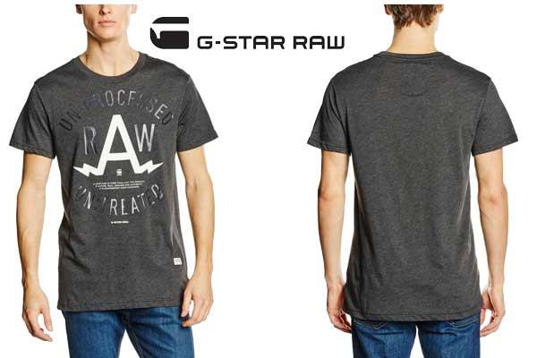 camiseta g star raw gelph
