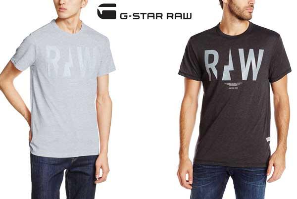 camiseta g star raw rightrex