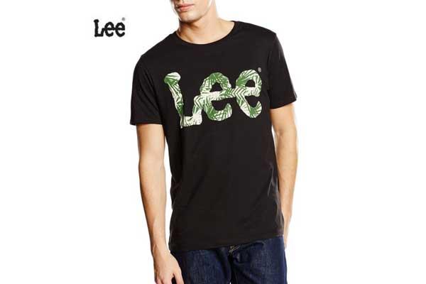 camiseta lee logo barata descuento rebajas moda chollos blog de ofertas