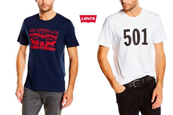 camiseta levis graphic set