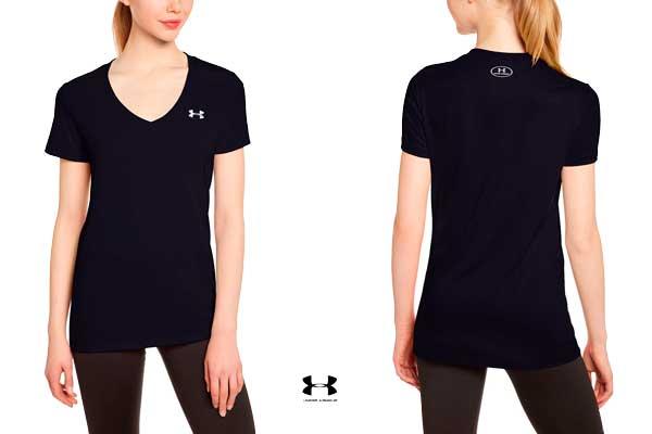 camiseta under armour fitness
