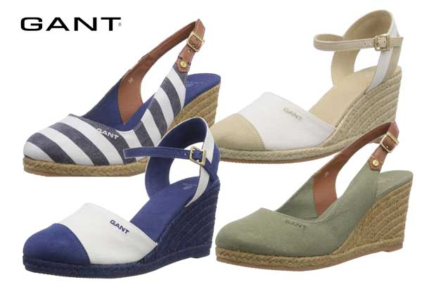 cuñas gant footwear madison