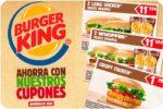 Cupones Descuento Burger King Octubre 2016 ¡Tu Burger barato!