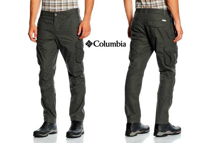 pantalon cargo columbia chatfield barato range blog de ofertas