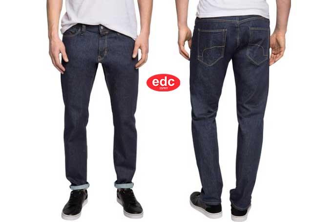 pantalones edc regular baratos descuento rebajas blog de ofertas chollos