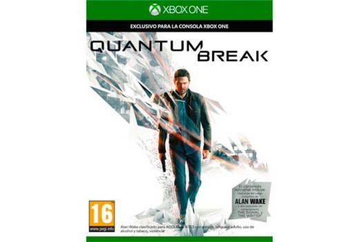 juego quantum break xbox one barato descuento rebajas blog de ofertas chollos gangas consola ps4