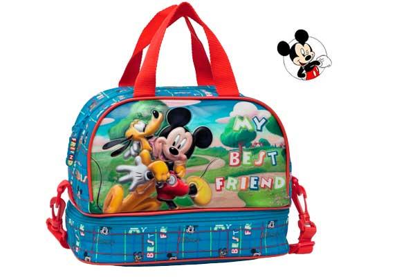 mochila neceser Disney Mickey Friend