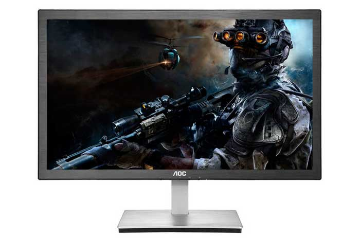 "Monitor AOC E2676VWM6 24"" LED blog de ofertas chollo rebajas"