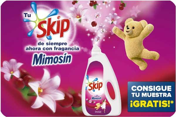 muestra gratis skip mimosin