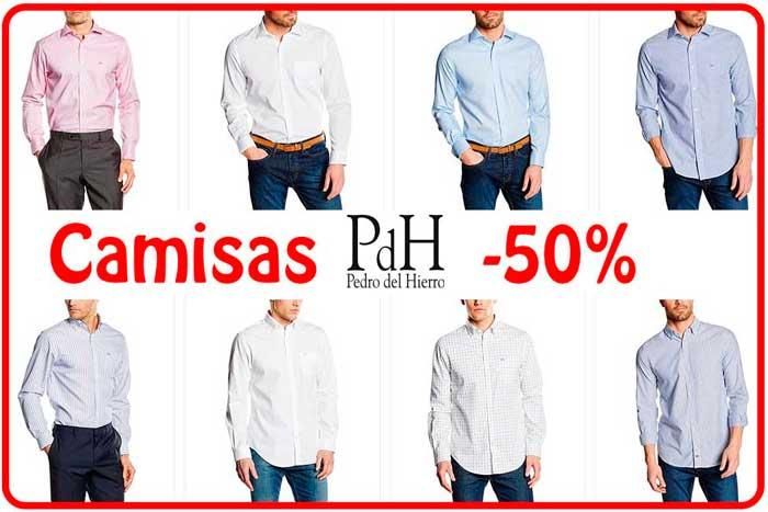 camisas pedro del hierro baratas rebajas blog de ofetas chollos moda.