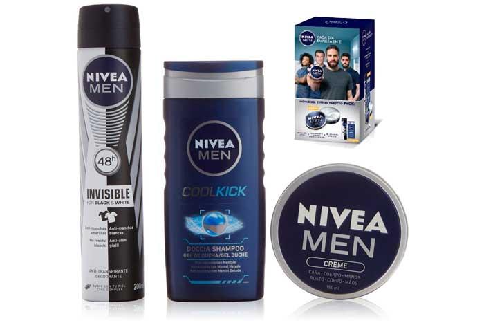 pack nivea men barato chollo gel desodorante crema blog de ofertas rebajas