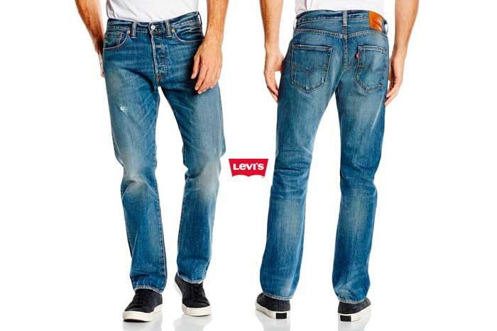 pantalon vaqueros denim levis 501 baratos descuentos chollos blog de ofertas azul bohemian rebajas prerebajas