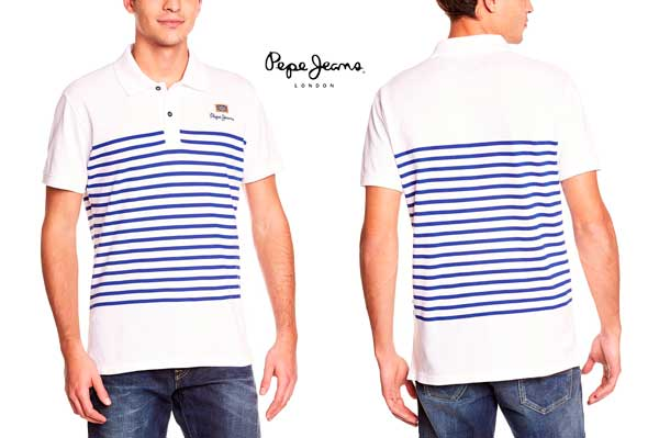 polo pepe jeans PM540545